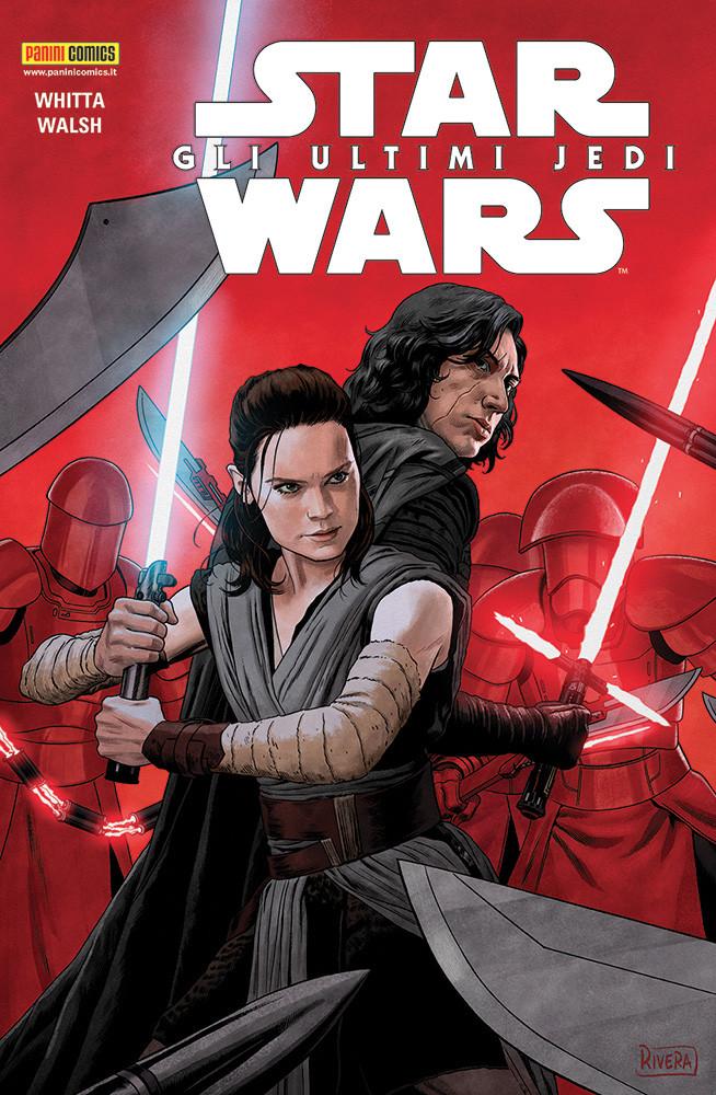 Gli Ultimi Jedi Panini Comics