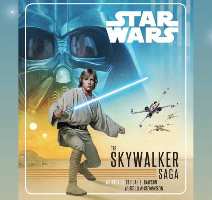 Cover the skywalker saga