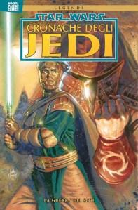 Le Cronache degli Jedi 5: Le Guerra dei Sith (Panini Comics)