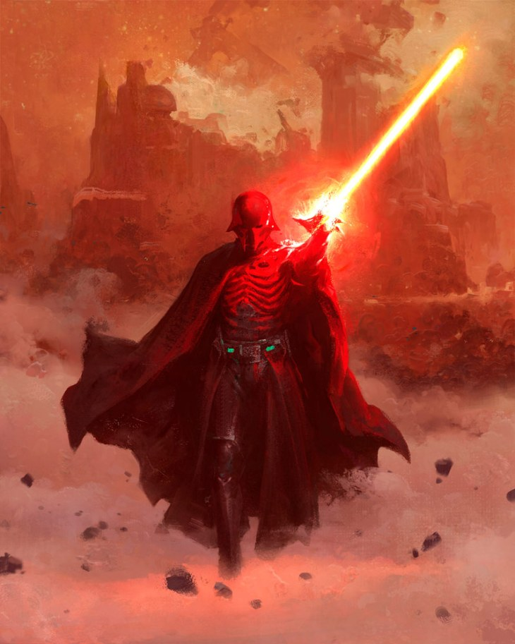 vader-painting-myths-fables