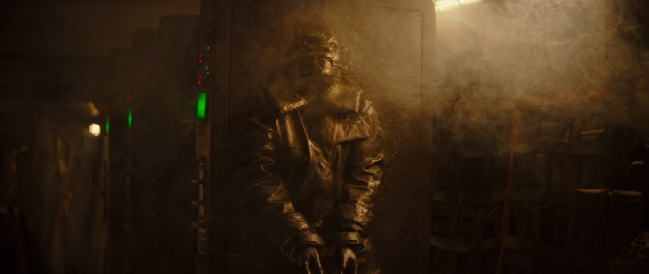 The Mandalorian Carbonite