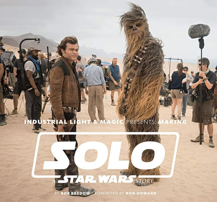 Making of Solo A Star Wars Story