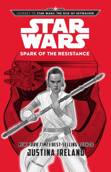 Spark of the Resistance Cover