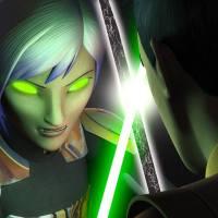 The Darksaber Appears in Star Wars Rebels