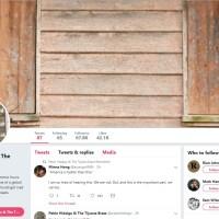 Pablo Hidalgo Resets His Twitter Account :(