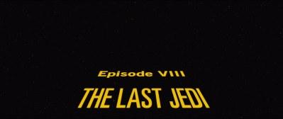 Star Wars: Episode VIII – The Last Jedi (2017)