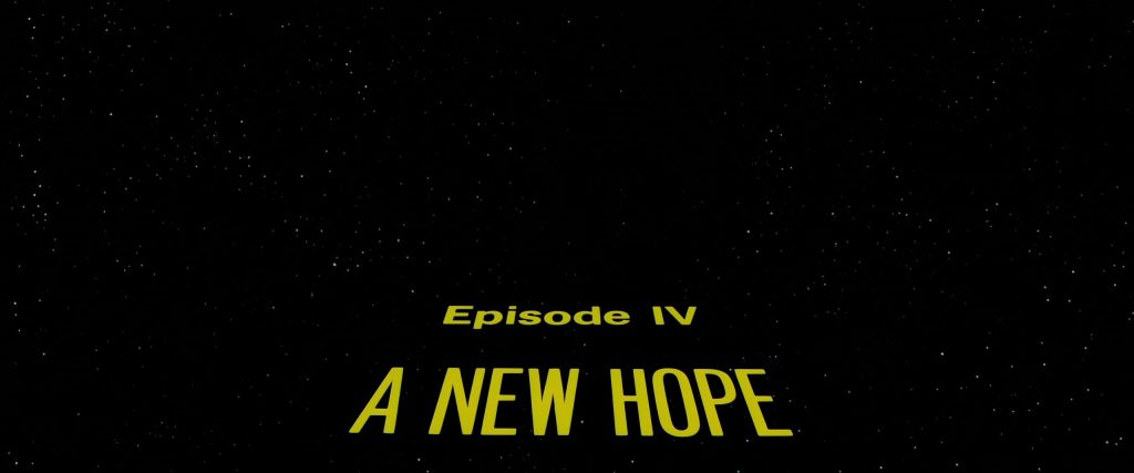 4K – Star Wars: Episode IV – A New Hope (1977)