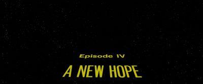4K – Star Wars: Episode IV – A New Hope (1977)