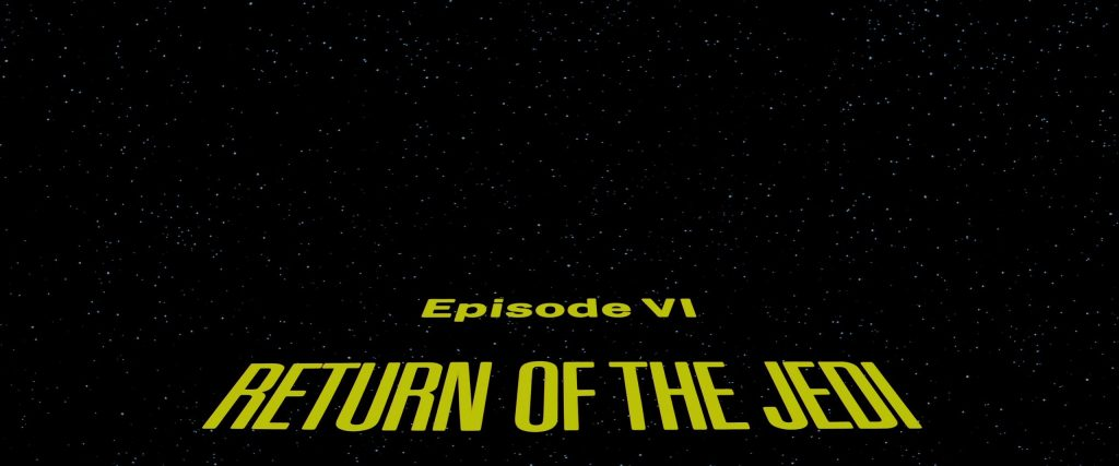 4K – Star Wars: Episode VI – Return of the Jedi (1983)