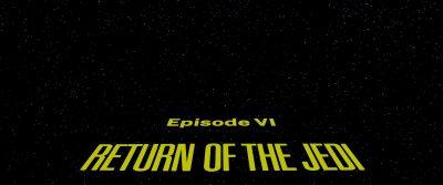 4K – Star Wars: Episode VI – Return of the Jedi (1983)