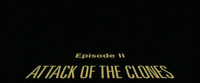 4K – Star Wars: Episode II – Attack of the Clones (2002)