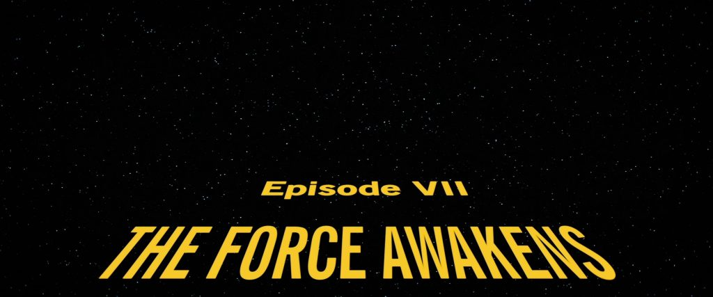 4K – Star Wars: Episode VII – The Force Awakens (2015)