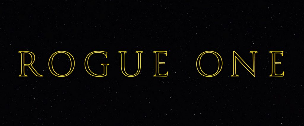 4K – Rogue One (2016)