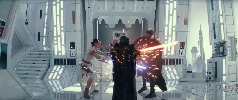 Image result for the rise of skywalker final trailer images
