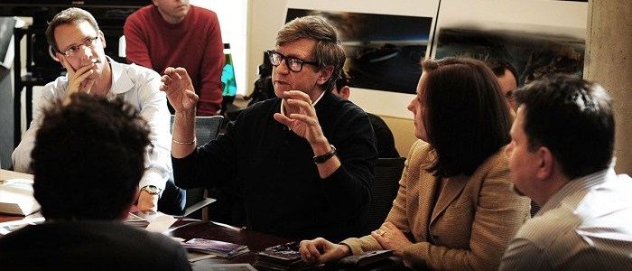 New Episode VII Production Photo. Possible Look At Some Production Art