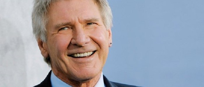 Harrison Ford Injures His Ankle On The Set Of Episode VII