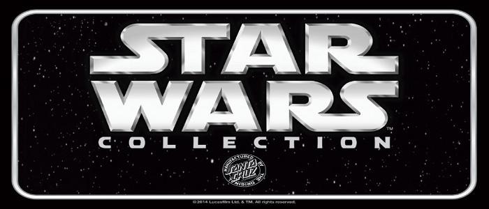 New Star Wars Santa Cruz Skateboards Revealed