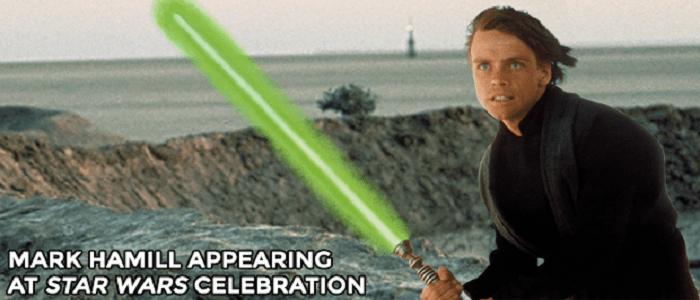 Mark Hamill & More Classic Star Wars Actors Attending Celebration Anaheim!