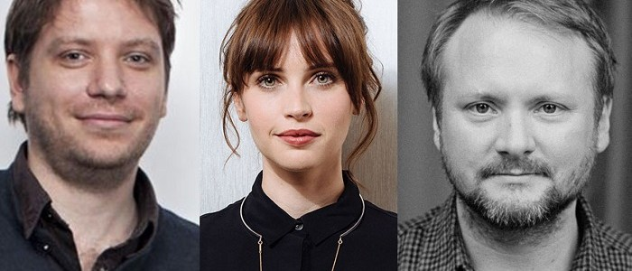 First Standalone Film Titled Rouge One, Felicity Jones Officially Cast, Rian Johnson Officially Announced As Writer & Director For Episode VIII!