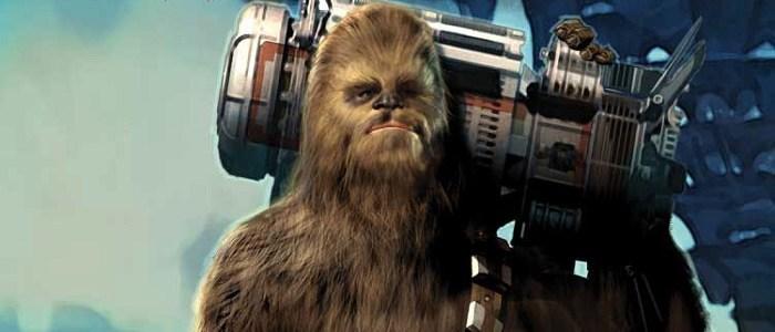 New Chewbacca Comic Series Announced