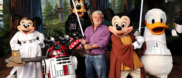 George Lucas To Receive The Disney Legends Award At This Year's D23 Expo