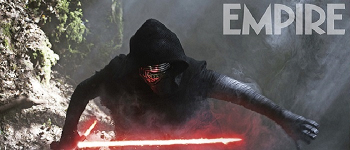 New Image Of Kylo Ren Released!