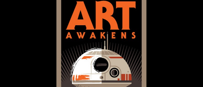 "Lucasfilm & HP Announce The ""Art Awakens"" Program"