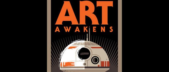 """Lucasfilm & HP Announce The """"Art Awakens"""" Program"""