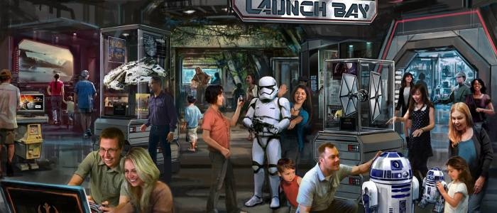 Official Details On New Star Wars Experiances Coming To Disney Parks!