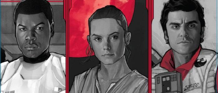 New The Force Awakens Books Announced For December!