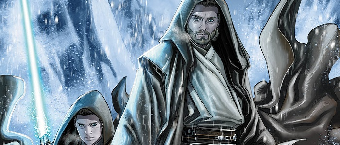 Obi-Wan & Anakin Comic Series Announced!