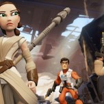 New Figures & Images For The Force Awakens Disney Infinity 3.0 Set
