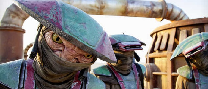 First Look At Constable Zuvio In The Force Awakens