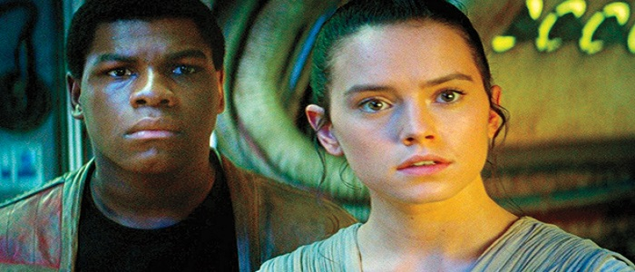 New Information On Rey & Finn From Entertainment Weekly