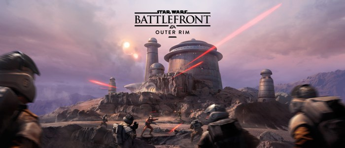 New Details On The Outer Rim Star Wars Battlefront DLC
