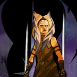 New Novel Announced Featuring Ahsoka Tano!