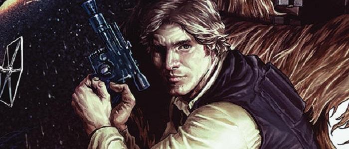 New Han Solo Comic Series Announced!