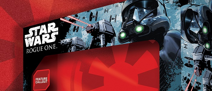 Rogue One Merchandise Packaging Revealed