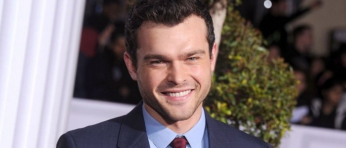 Report That Alden Ehrenreich Is The Young Han Solo