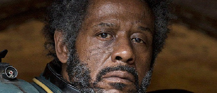 Forest Whitaker's Rogue One Character Revealed!