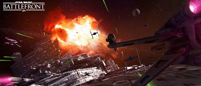 Battle Station Mode Announced For The Star Wars Battlefront Death Star DLC