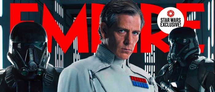 Krennic & Deathtroopers Featured On Empire Magazine's 2nd Rogue One Cover