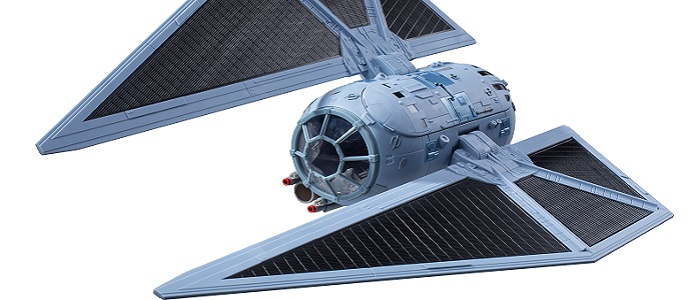 Details On The TIE Striker From Entertainment Weekly