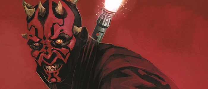 New Darth Maul Comic Series Announced