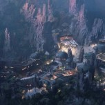 New Image Of Star Wars Land & Episode VIII Content Coming To Star Tours