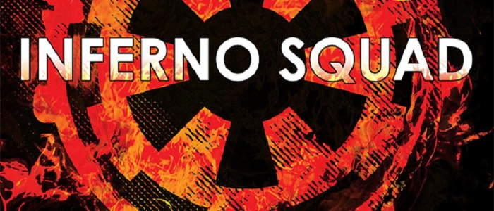 New Novel Announced: Inferno Squad
