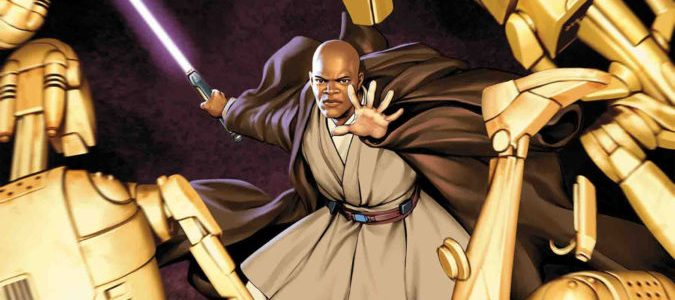 Mace Windu Comic Series Announced