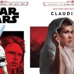 New Journey To Star Wars: The Last Jedi Books Revealed