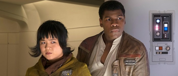New Details On Finn & Rose In The Last Jedi From Entertainment Weekly