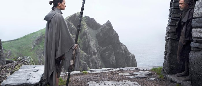 New Details On Rey & Luke In The Last Jedi From Entertainment Weekly